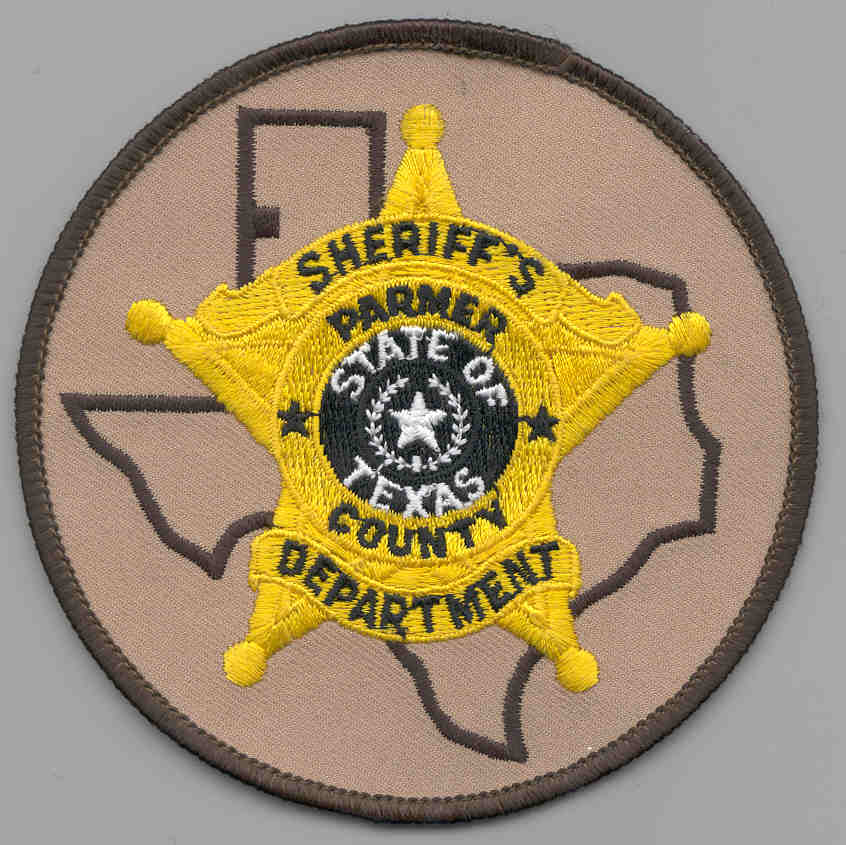 Parmer County Sheriff Patch